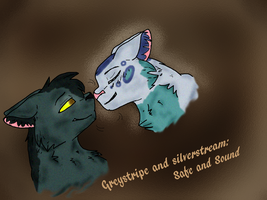 GreystripeXSliverstream by AskLeafPool38