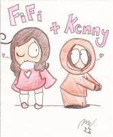 Fifi kenny request by zchick121