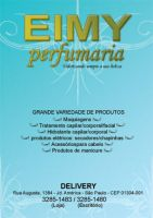 Flyer Eimy Perfumaria by GuillermoMila