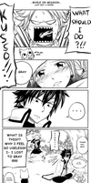 Fairy Tail : comic strip by cyoko