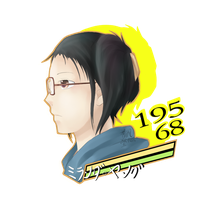 Persona-style id? by inukagome123
