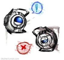 Wheatley by SillyStell