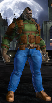 B.A. Baracus (DC Universe Online) by Macgyver75