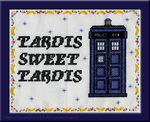 TARDIS SWEET TARDIS Doctor/Rose version by Gazelle1583