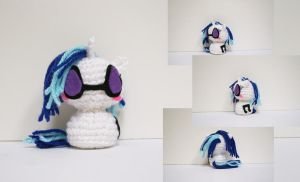 MLP: Vinyl Scratch by milliemouse579