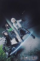 D.Gray man cosplay by Dantelian
