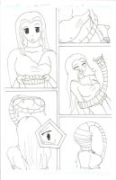 Talking snake page 2 by Bouserthedog