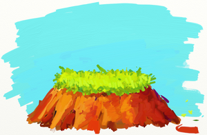 Grassy Hill Thing by theasyname