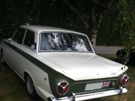ford cortina mk1 by runescapemanforlife
