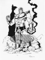 Thanos by tonyperna