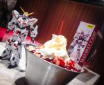 A Sweet Red and White Dessert by KaizerLagann1987