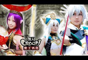 Warriors Orochi by Rina-Liu