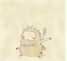 Porcupine by AngryBird