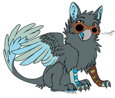 Gryphon Guy Custom by opadopts