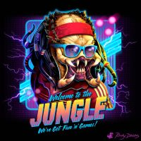 Welcome to the Jungle - Predator by RockyDavies