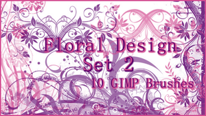 GIMP Floral Design 2 by Illyera