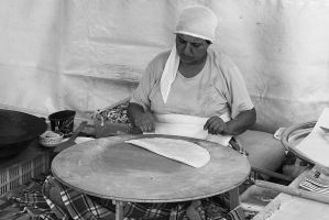 Turkish woman by ManaGesi