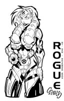 Rogue Teched by StevenSanchez by gz12wk