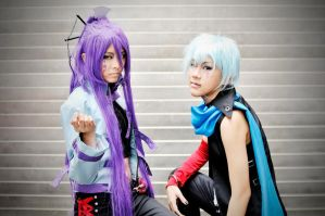Vocaloid TypeH: Street Rockers by Itchy-Hands