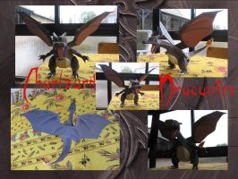 Charizard Papercraft by Caronat