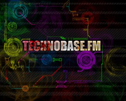 Technobase.fm Wallpaper by Slayerno1