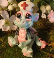 polymer clay critters by crazylittlecritters