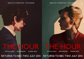 BBC's The Hour by batcii