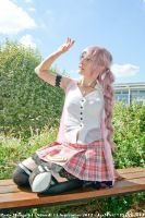 Serah Farron Final Fantasy XIII by memoire-hana