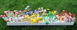 Mushroom Maddness by Ink-and-think