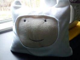 Finn Pillow by Winstopian