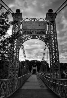 Chester bridge by CharmingPhotography