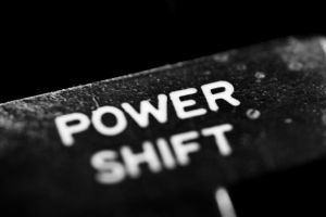power shift. by thespook