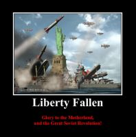 Liberty Fallen by ChapterAquila92