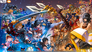 Mangaholix Clash of The Titles by neurowing