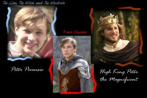 Narnia - Peter Pevensie by Cassiopeeh
