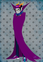 Eridan Ampora by library-policeman