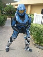 Halo Reach noble 6 by fsracer