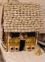 2011 Gingerbread house by celacia