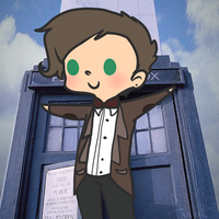 11th Doctor by iGingie