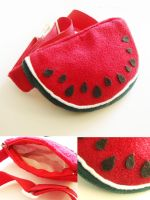 watermelon bag by una-dani