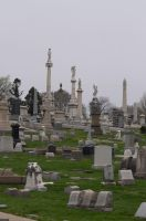 The Laurel Hill Cemetery 2 by FairieGoodMother