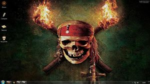 Pirates of the Caribbean Theme by iDR3AM