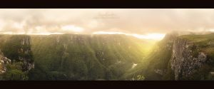 Fortress of Nature by Miguel-Santos