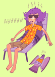 much too hot by glamacabre