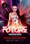 Future Flyer Template by styleWish