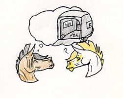 I Hate Trailers. by LittleToyDragon