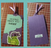 TMNT bookmark you can have by NamiAngel