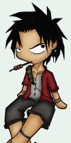 Chibi Mugen by domino626