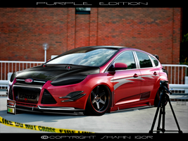 Ford Focus by tuninger