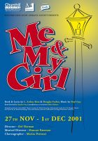 Me and My Girl Poster by legley